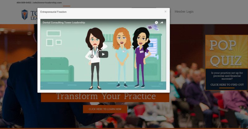 Ready for a Change? Dental Website Examples & Expert Advice