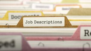 job descriptions file